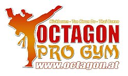 Octagon pro Gym Logo_
